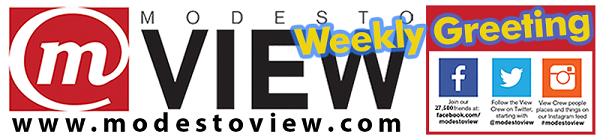 ModestoView's Weekly Greeting is Back