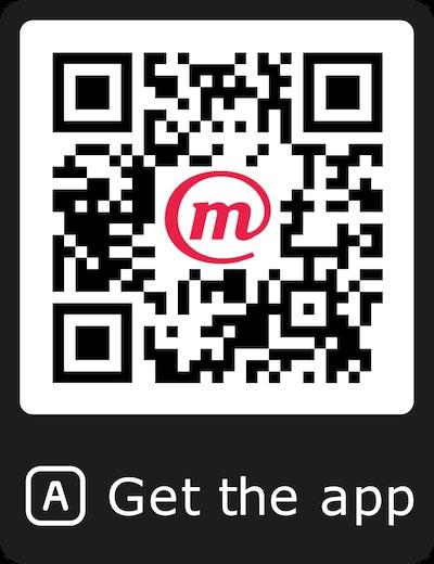 ModestoView App QR Code